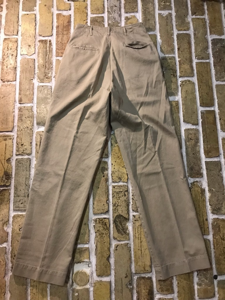 マグネッツ神戸店 Khaki Trousers!!!_c0078587_18305700.jpg