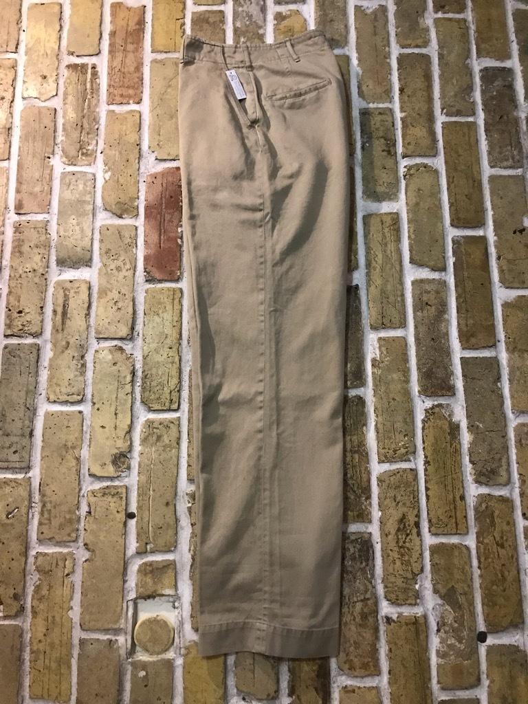 マグネッツ神戸店 Khaki Trousers!!!_c0078587_18305773.jpg