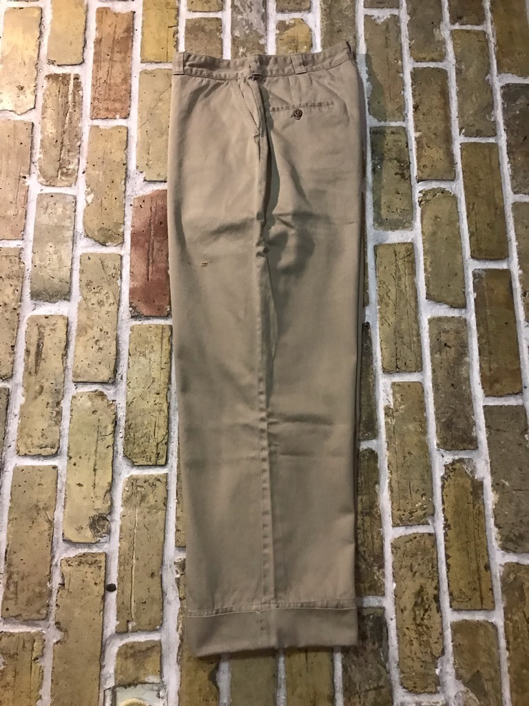 マグネッツ神戸店 Khaki Trousers!!!_c0078587_18445091.jpg