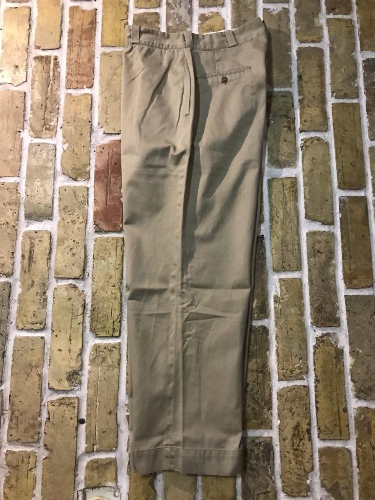 マグネッツ神戸店 Khaki Trousers!!!_c0078587_18473276.jpg