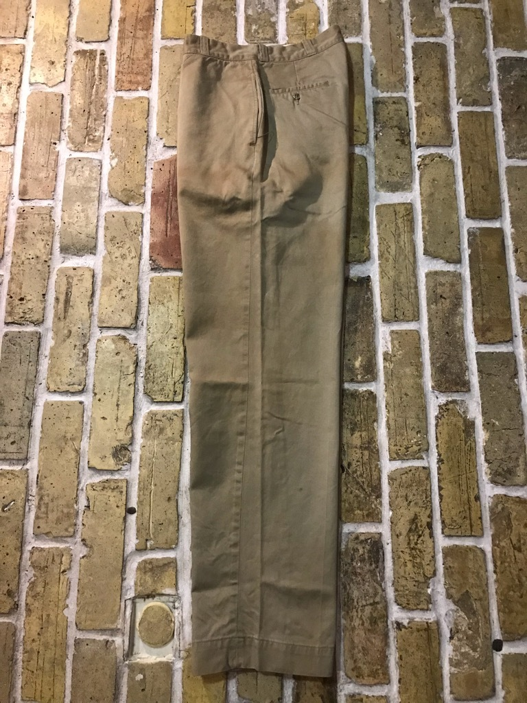 マグネッツ神戸店 Khaki Trousers!!!_c0078587_18514824.jpg