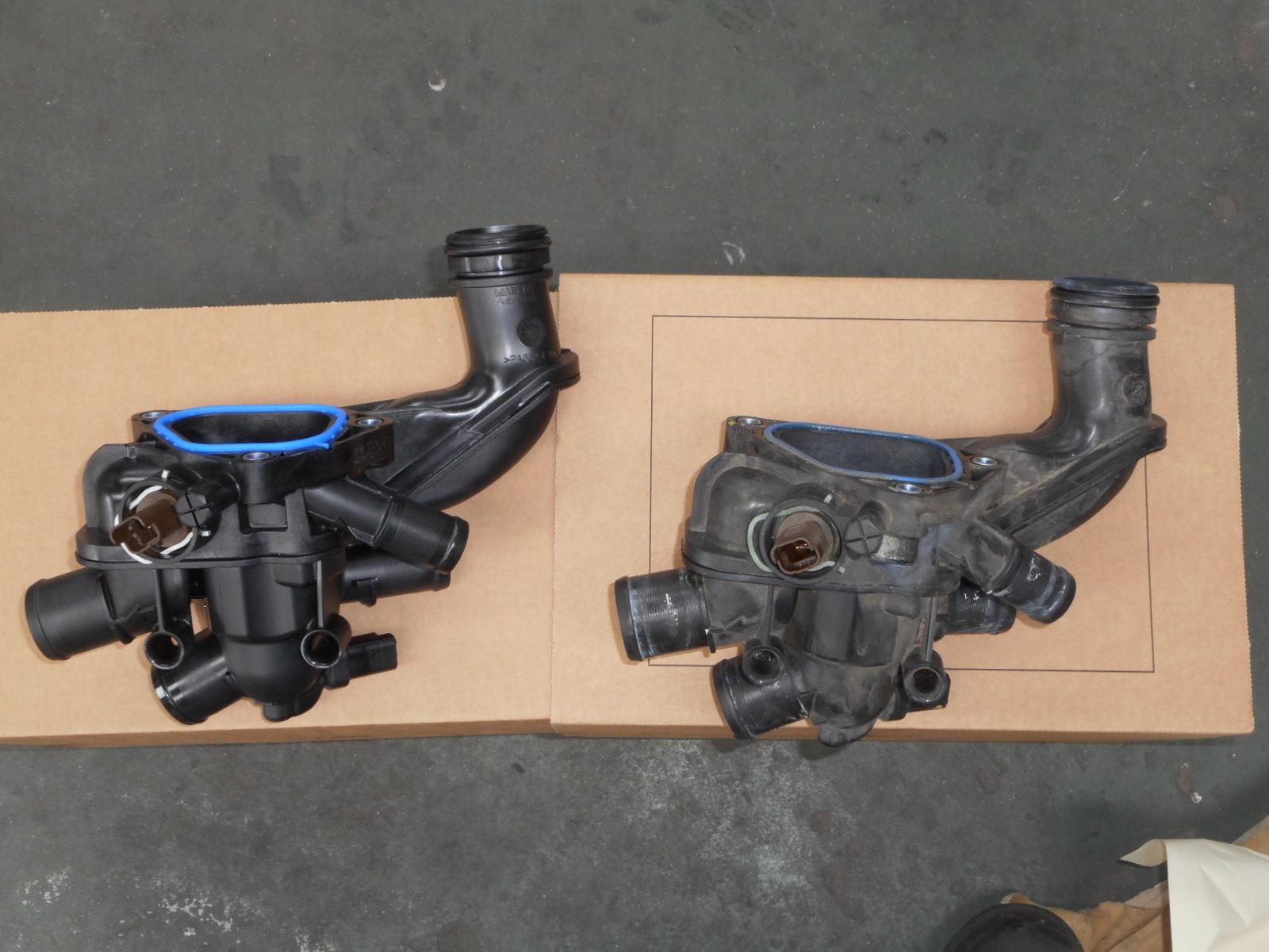 BMW MINI (R56) 冷却水漏れ 修理_c0267693_17150266.jpg
