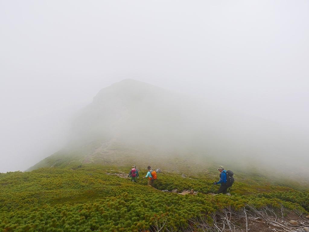 富良野岳、三峰山と上富良野岳、2019.6.24ー富良野岳から上富良野岳編ー_f0138096_21035926.jpg
