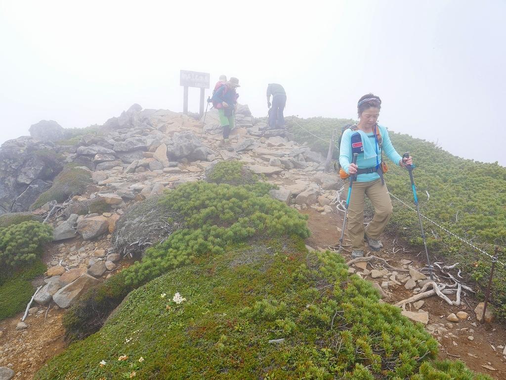 富良野岳、三峰山と上富良野岳、2019.6.24ー富良野岳から上富良野岳編ー_f0138096_21042828.jpg