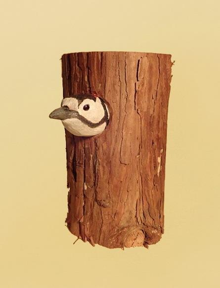 彫刻家 本多絵美子 『いきもの木彫り教室』開催_b0186205_10283580.jpg