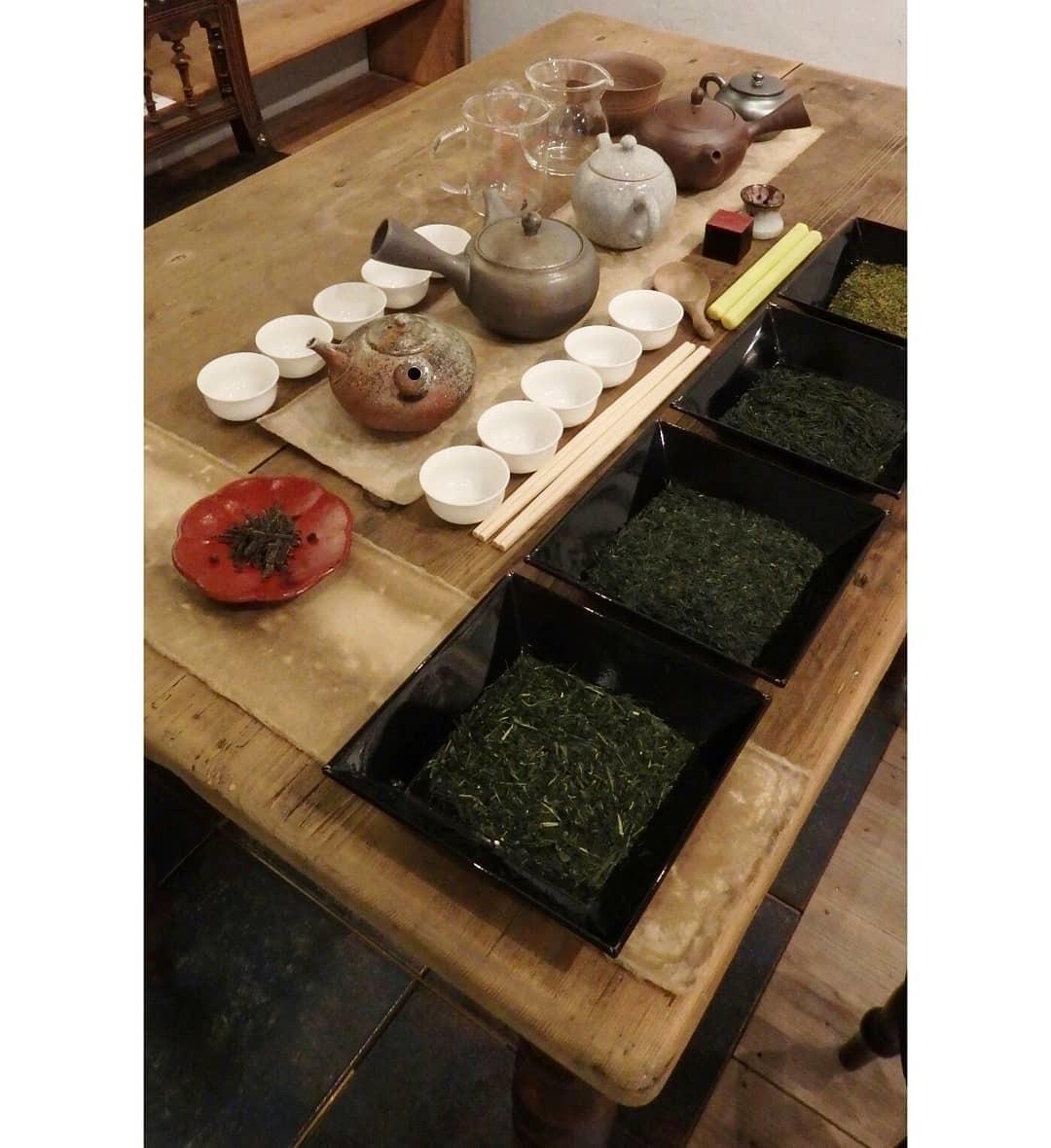 煎茶と花 - 後記 -_f0351305_23580167.jpg
