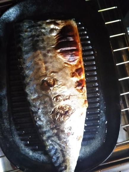 しめ鯖の押し寿司が好き_f0316507_18532727.jpg