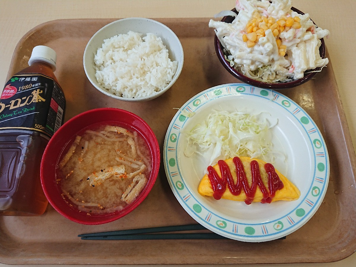 今日の朝食@会社Vol.306_b0042308_07280341.jpg
