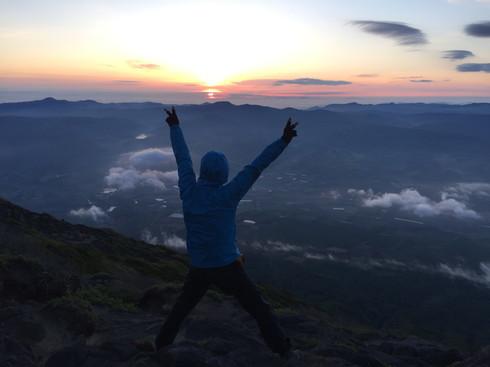"""2019年6月 『初夏、羊蹄山』 June 2019 \""""Mt Yotei\""""_c0219616_11044081.jpg"""