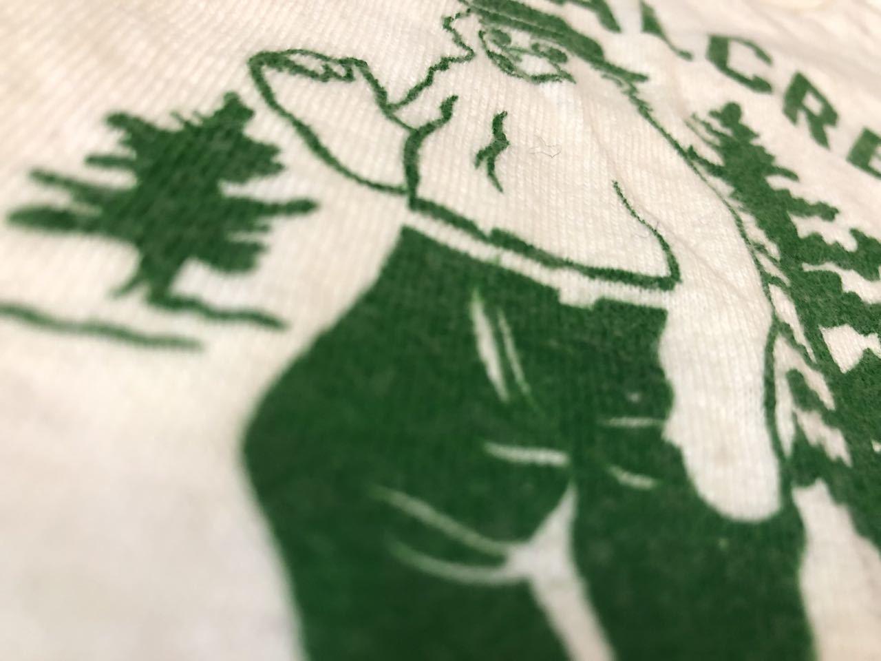 6月29日(土)入荷!50s all cotton PACIFIC ATHLETIC CO  染込みプリント! ビンテージ Tシャツ!_c0144020_14060393.jpg