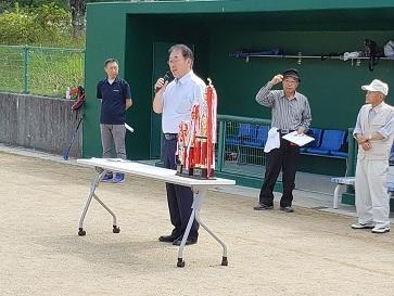 老人クラブ・グランドゴルフ大会_d0003224_11553042.jpg
