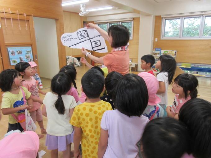 4・5歳 お泊り保育と夕涼み会_b0117125_14232816.jpg