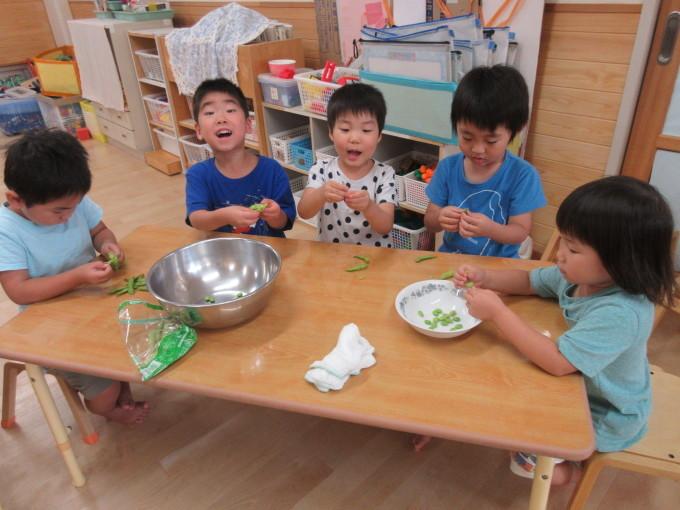 4・5歳 お泊り保育と夕涼み会_b0117125_14261607.jpg