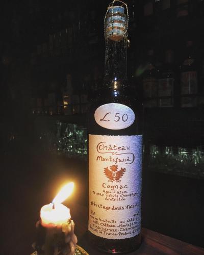 再開封Cognac Château de Montifaud L50と今秋にリリース予定のオリジナルコニャック_d0011635_16295326.jpg
