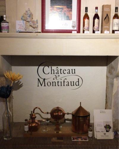 再開封Cognac Château de Montifaud L50と今秋にリリース予定のオリジナルコニャック_d0011635_16322674.jpg