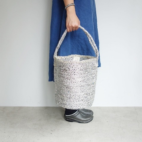【再入荷】RECTANGLE : Silver Basket_a0234452_17582663.jpg