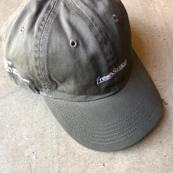 Fresh Service (フレッシュサービス)  Corporate Cap_d0334060_14431798.jpg