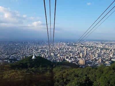 ロープーウェイで藻岩山山頂に行ってきました<日本新三大夜景 札幌 藻岩山>_a0293265_16103868.jpg