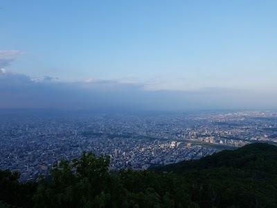ロープーウェイで藻岩山山頂に行ってきました<日本新三大夜景 札幌 藻岩山>_a0293265_16104819.jpg