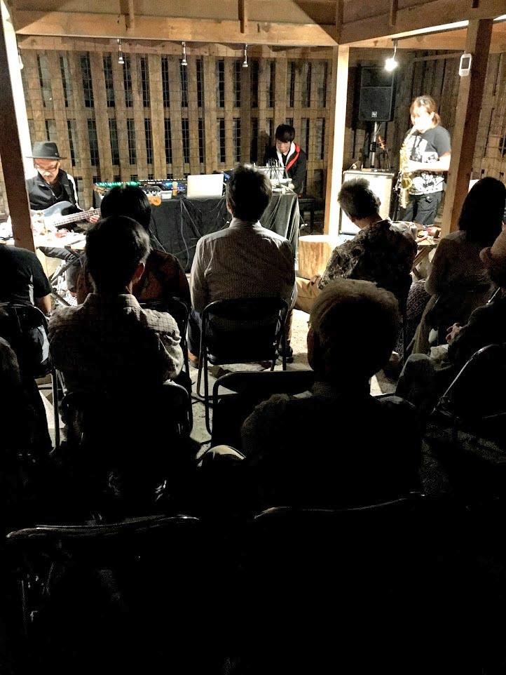 石蔵コンサート/吉田野乃子_c0189970_08472764.jpg
