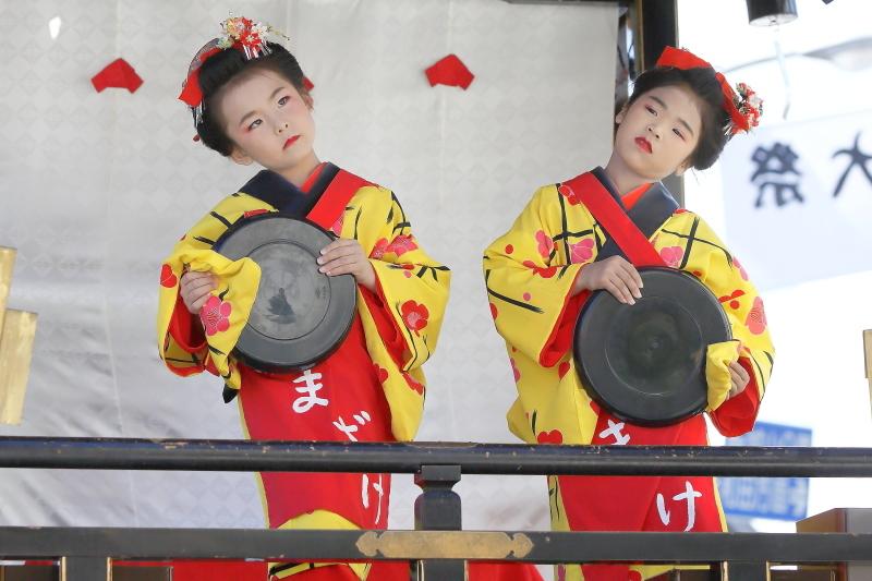 高浜七年祭 「横町の曳山芸能」_c0196076_09021522.jpg