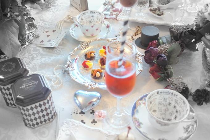 ミンミン☆アリスのお茶会 ~カンレキィ~_c0188784_23391023.jpg
