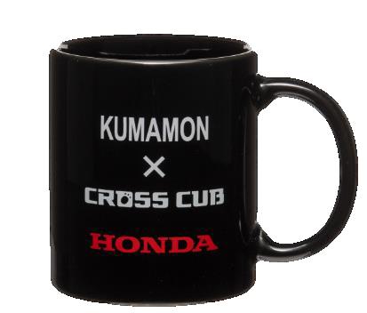 くまモン ×クロスカブ エンブレムマグカップ新発売_d0368592_19570755.png