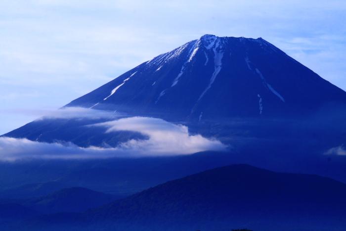 令和元年6月の富士(20)大室山の雲と富士_e0344396_18154516.jpg