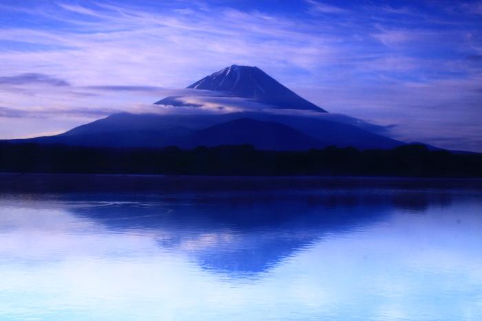 令和元年6月の富士(20)大室山の雲と富士_e0344396_18160786.jpg