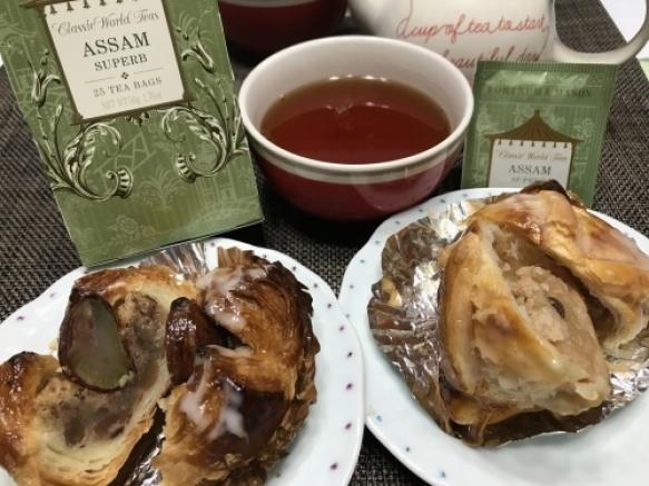パイと紅茶_a0346704_18015040.jpg