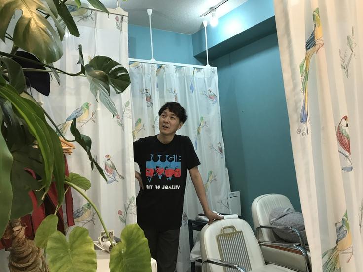 髪を切りました♪ @BRIGHT SIDE(笹塚)_c0212604_2203998.jpg