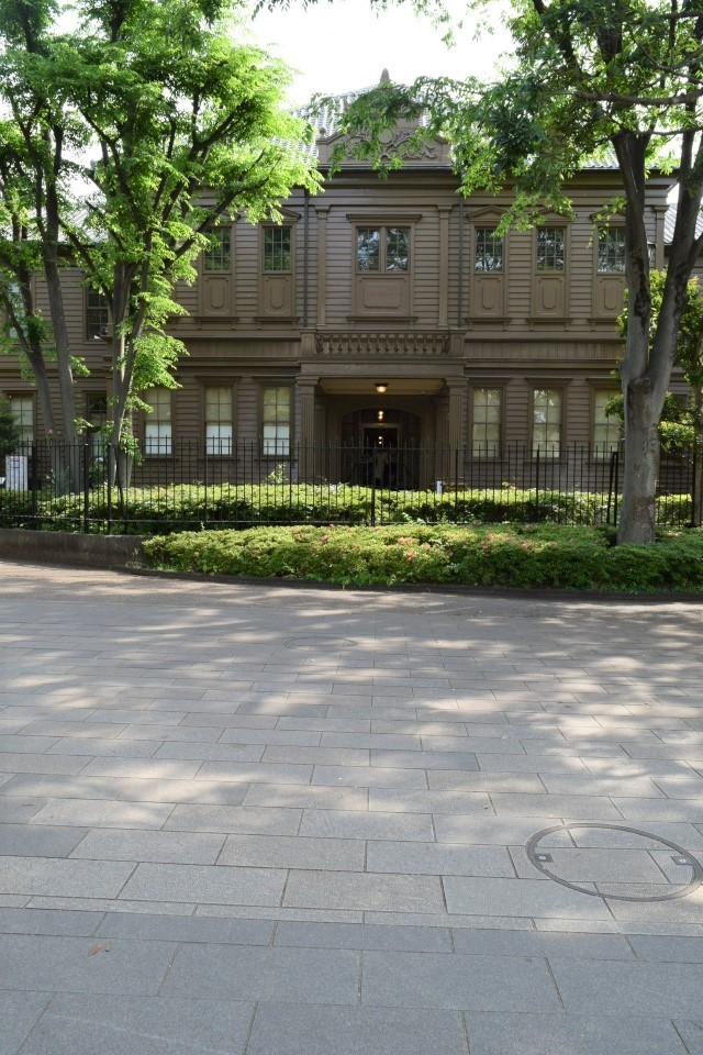 東京上野の旧東京音楽学校奏楽堂(明治モダン建築探訪)_f0142606_04381946.jpg