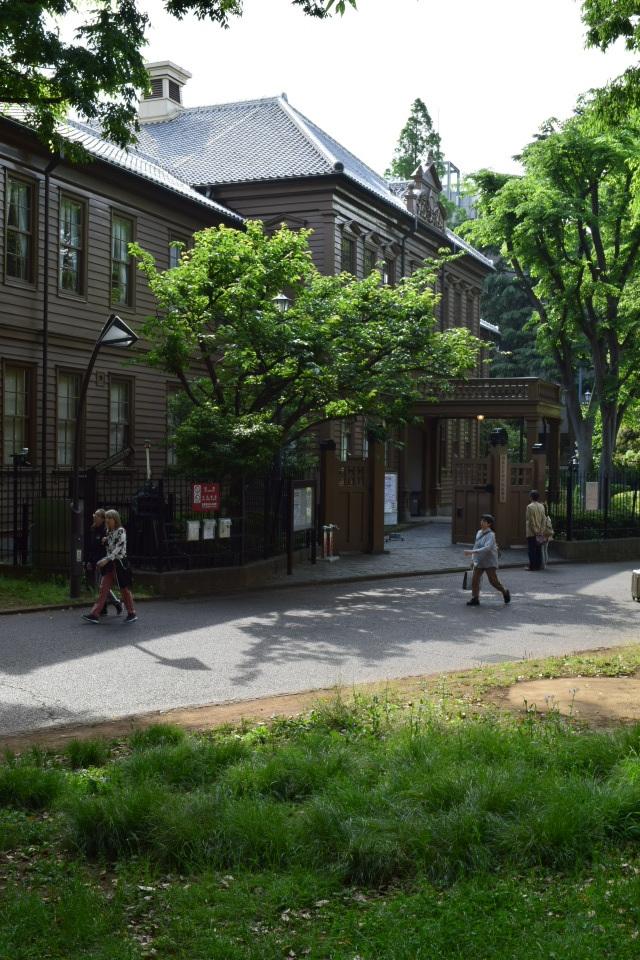 東京上野の旧東京音楽学校奏楽堂(明治モダン建築探訪)_f0142606_04413505.jpg