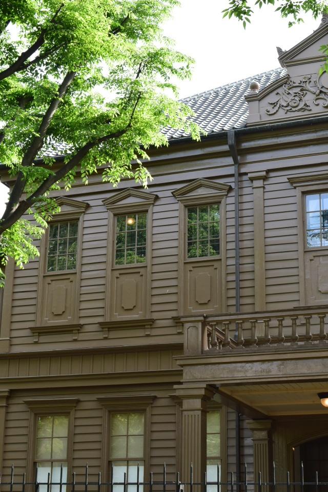 東京上野の旧東京音楽学校奏楽堂(明治モダン建築探訪)_f0142606_04533603.jpg