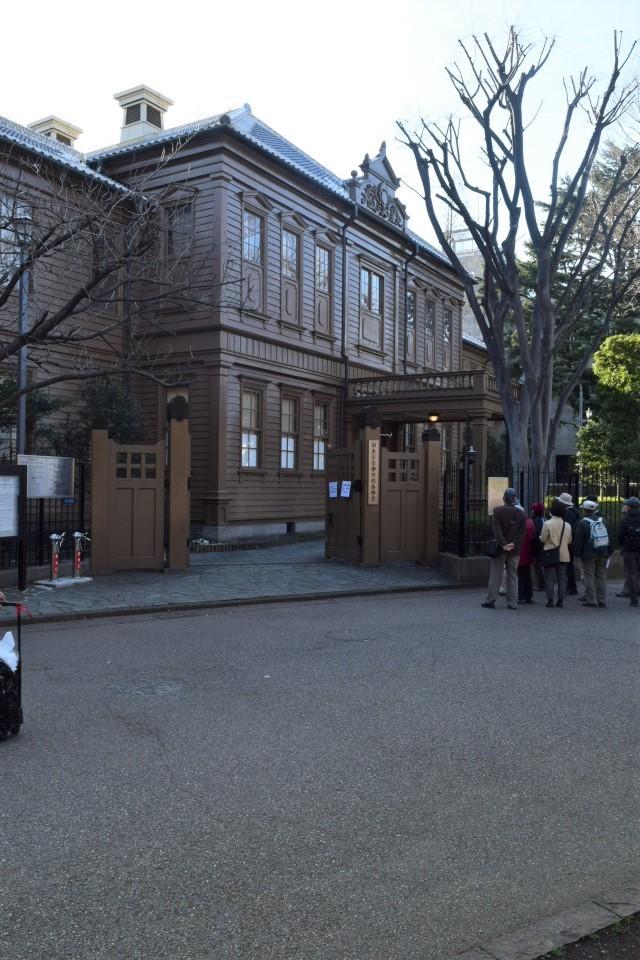 東京上野の旧東京音楽学校奏楽堂(明治モダン建築探訪)_f0142606_05164093.jpg