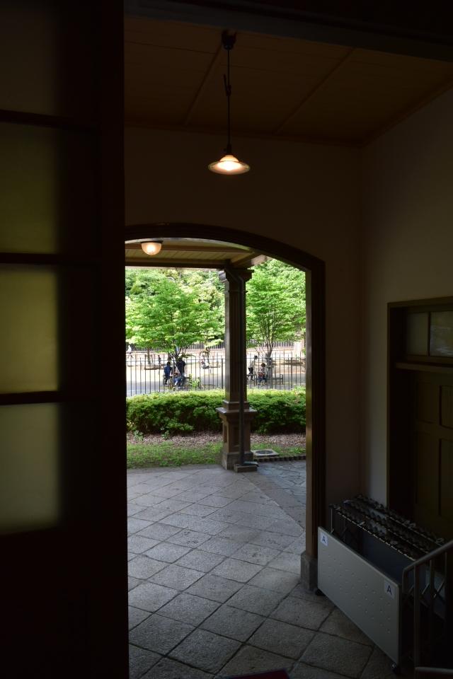 東京上野の旧東京音楽学校奏楽堂(明治モダン建築探訪)_f0142606_05193046.jpg