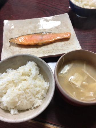 焼き鮭_d0235108_21525937.jpg