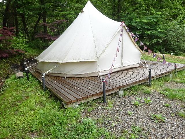 田沢湖キャンプ場 ウッドデッキ更新作業に出動!_f0105112_05043630.jpg
