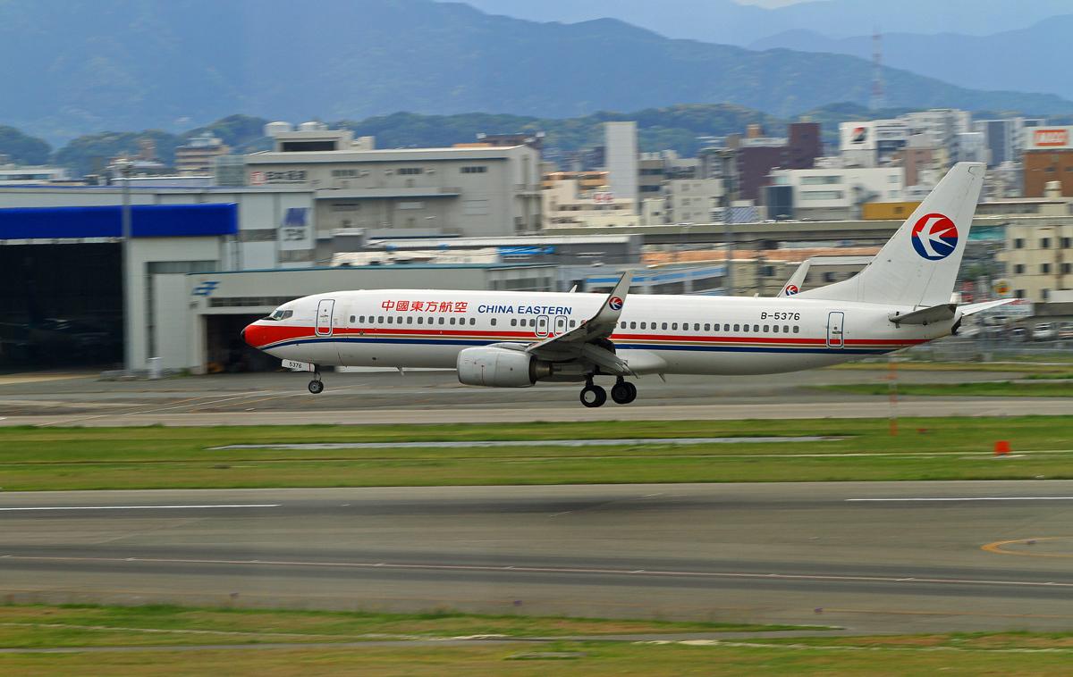 中国東方航空。_b0044115_15110636.jpg
