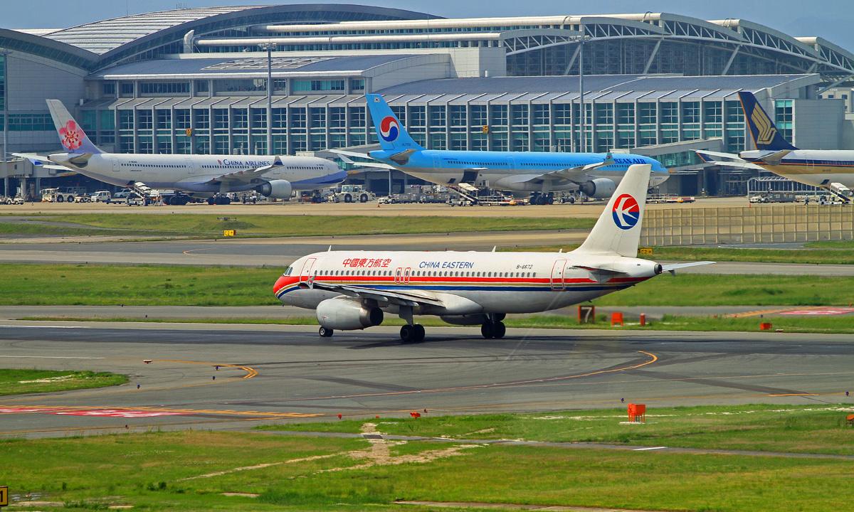 中国東方航空。_b0044115_15120368.jpg