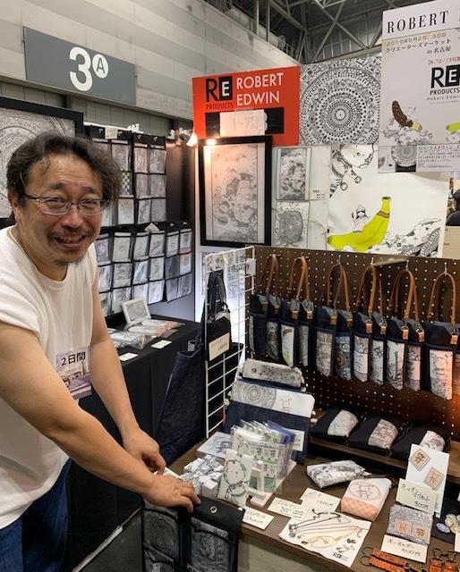 名古屋クリエーターズマーケット♪_c0316026_21413257.jpg