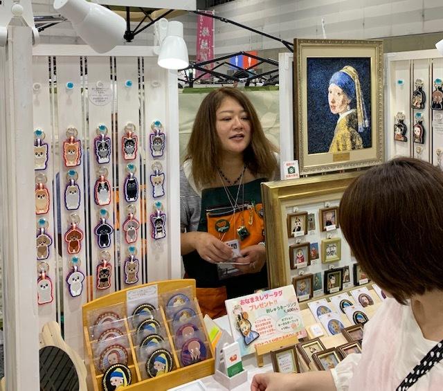 名古屋クリエーターズマーケット♪_c0316026_22054687.jpg