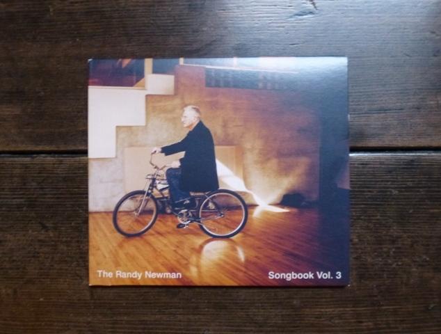 songbook Vol.3 / Randy Newman_e0230141_21370434.jpg