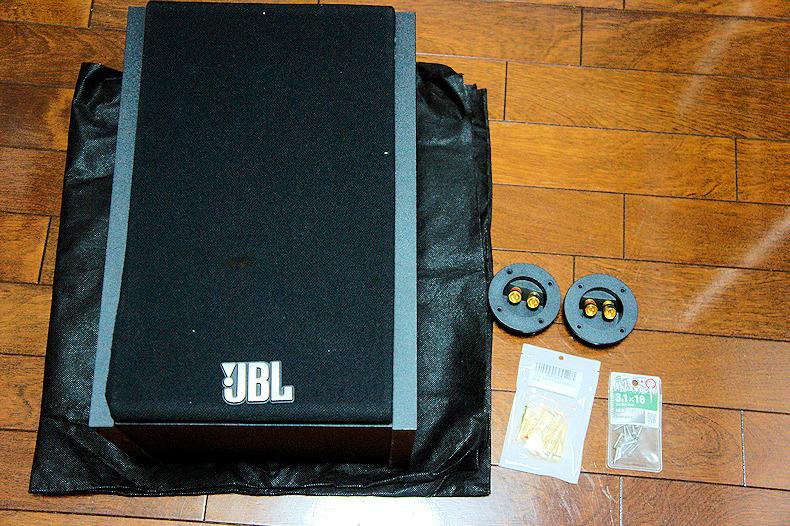 【音楽】JBL J216 PROのターミナル端子を修理してみた   -2019.06.25-_b0002644_20132892.jpg
