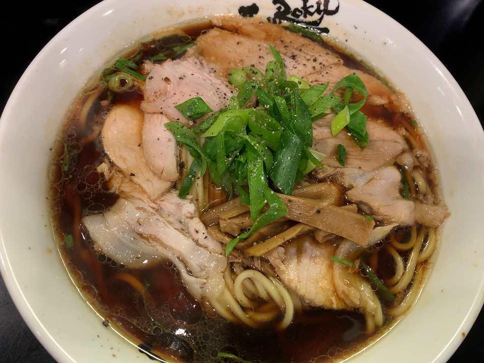 難波のラーメン「麺屋 丈六」_e0173645_09414863.jpg