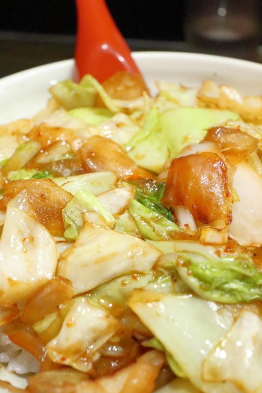 らー麺亭 高須店で、四川丼を食べる_a0077663_16024901.jpg