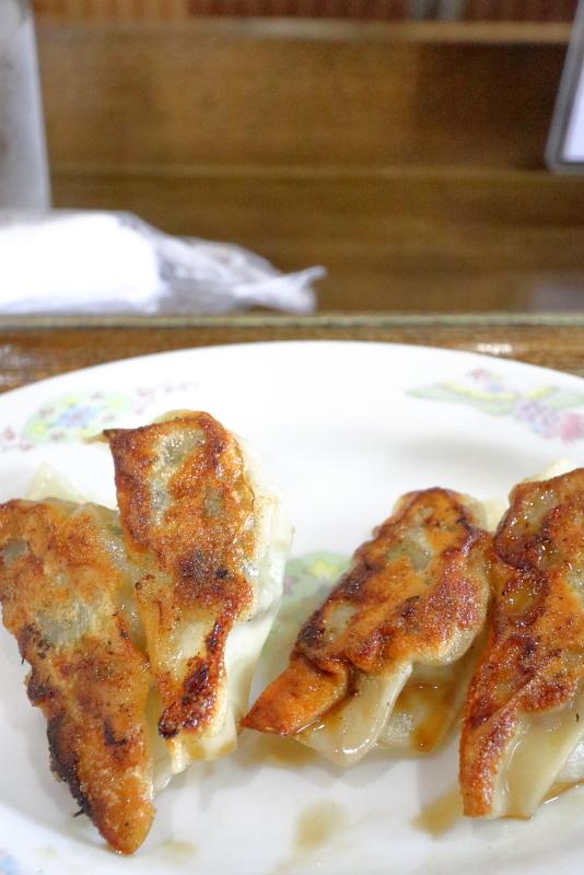 ラーメン天馬で、冷麺を食べる_a0077663_16490012.jpg