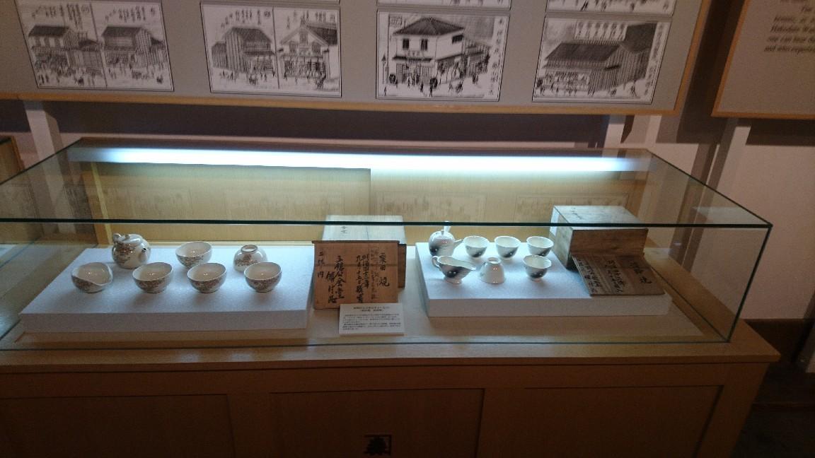 函館観光の際にふらりと寄って。市立函館博物館郷土資料館。_b0106766_13371002.jpg