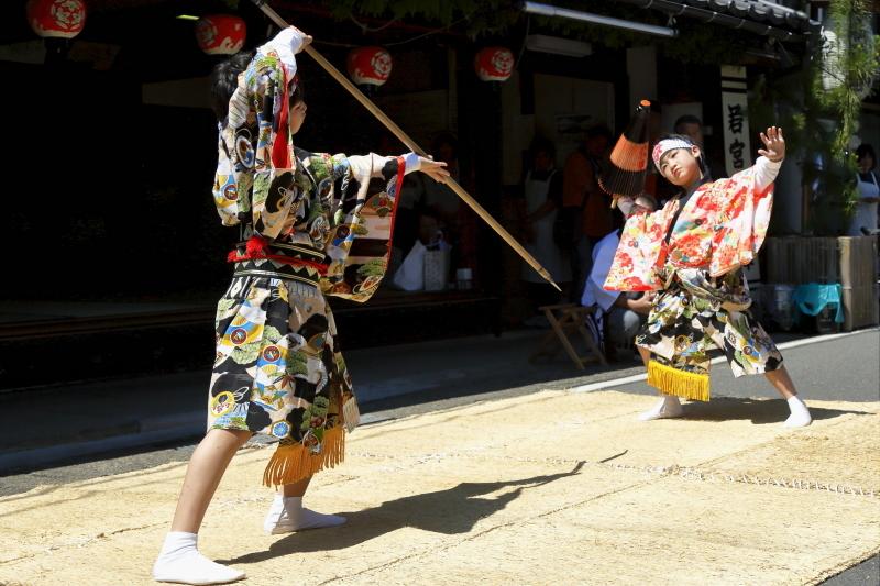高浜七年祭 「西山の太刀振り」_c0196076_05460249.jpg