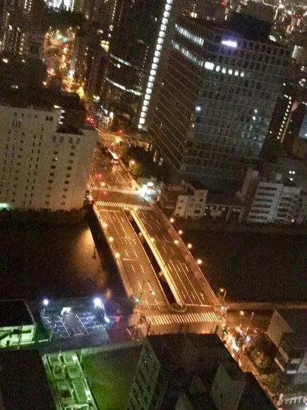 G20 深夜の通行止めと要人移動_d0339676_11451782.jpg